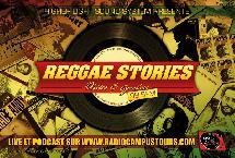 Emission de radio: ReggaeStories