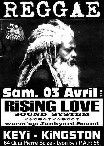 Rising Love Sound System