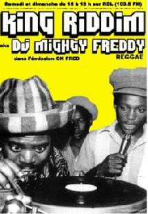 Emission de radio: Ok Fred
