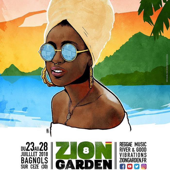 Zion Garden : l'orga s'exprime