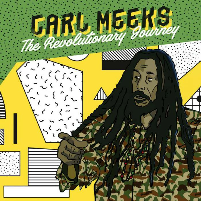 Carl Meeks - The Revolutionary Journey