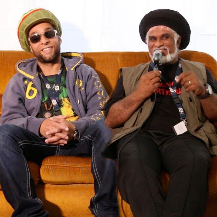 King Earthquake & J.Lalibela - Interview
