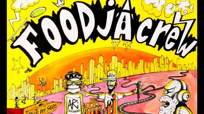 Foodja Crew - La route des sages