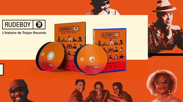 Rude Boy : L'histoire de Trojan en DVD