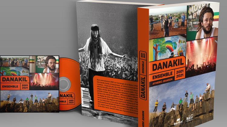 Danakil 2001/2021 : Ensemble - le livre