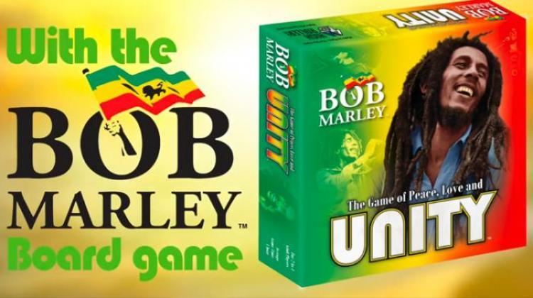 Le jeu de société Bob Marley !