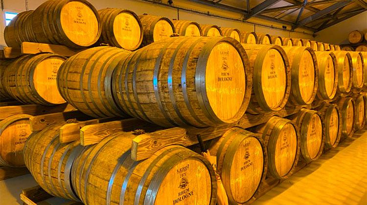 Who Rhum The World : distillerie Bologne