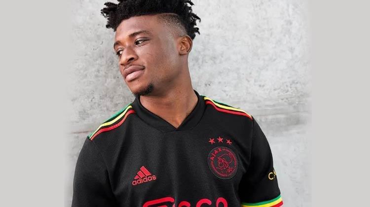 Le maillot de l'Ajax retoqué par l'UEFA