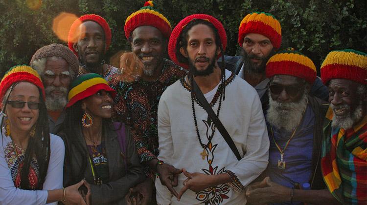 Julian Marley sur les traces de son père