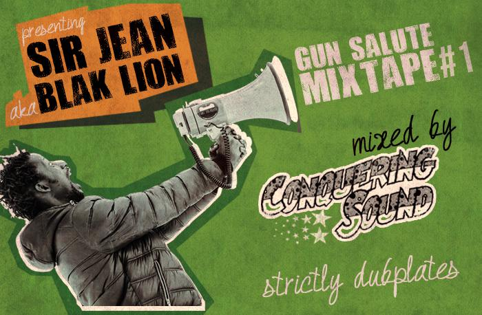 Sir Jean & Conquering Sound - Gun Salute