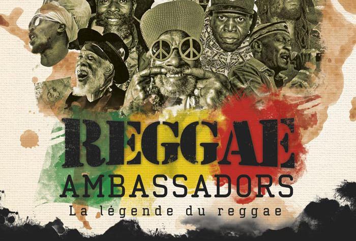 Reggae Ambassadors La Mixtape