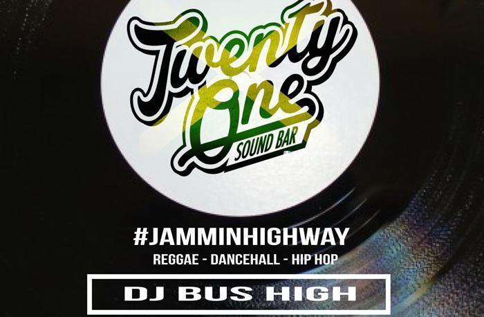 Jammin Highway Live by DJ Bus High #8