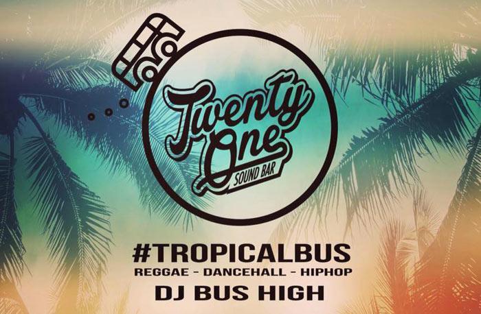 Dj Bus High Tropical Bus Mix Live #7