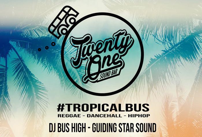 Dj Bus High featuring Guiding Star
