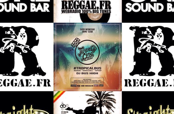 Dj Bus High Tropical Bus Mix Live #12