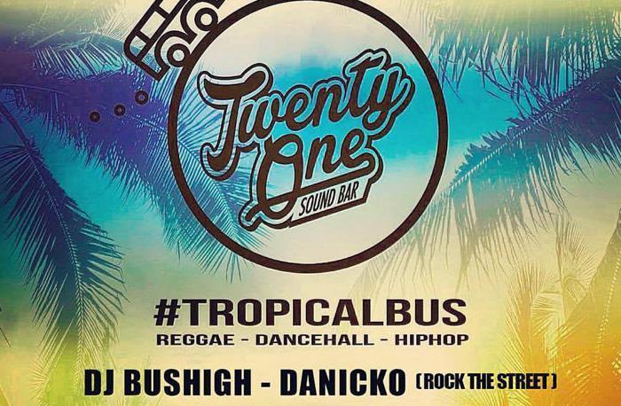 Dj Bus High Tropical Bus Mix Live #18