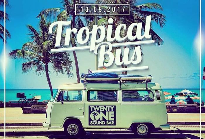 Dj Bus High Tropical Bus Mix Live #19