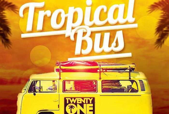 Dj Bus High Tropical Bus Mix Live #20