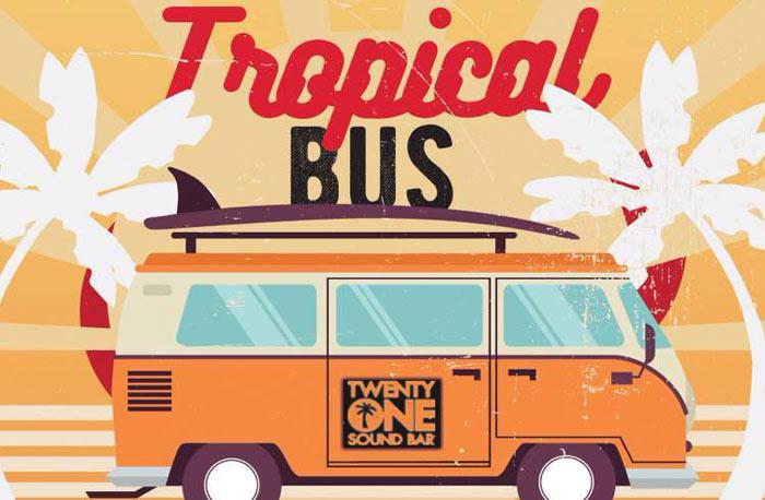 Dj Bus High Tropical Bus Mix Live #24