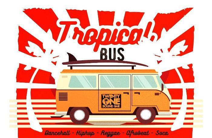 Dj Bus High Tropical Bus Mix Live #26