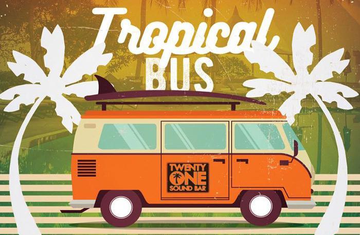 Dj Bus High Tropical Bus Mix Live #29