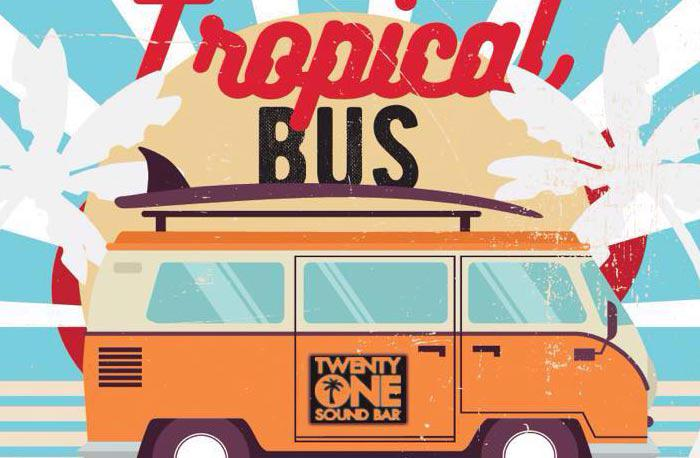 Dj Bus High Tropical Bus Mix Live #31