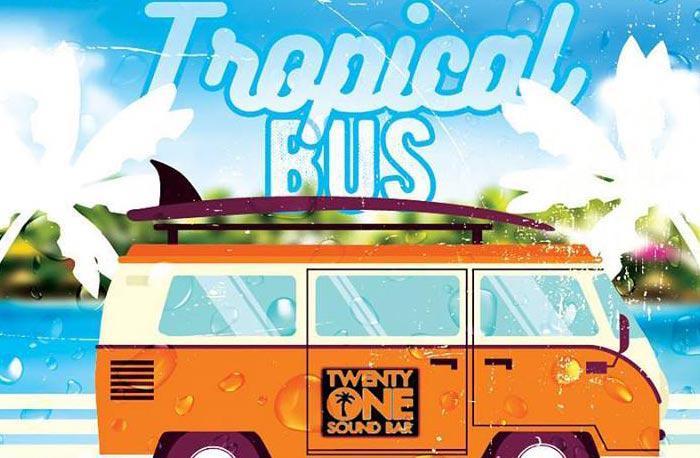 Dj Bus High Tropical Bus Mix Live #32