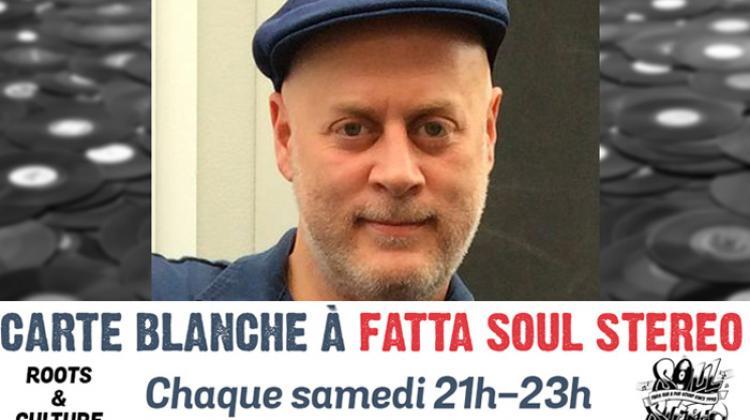 Carte Blanche à Fatta Soul Stereo #3