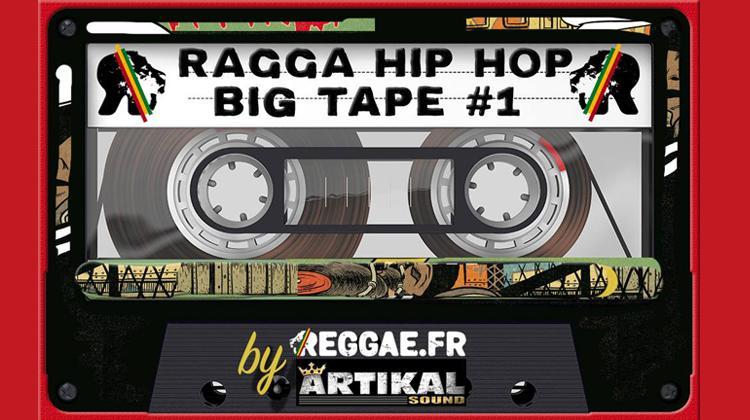 Ragga Hip Hop Big Tape #1