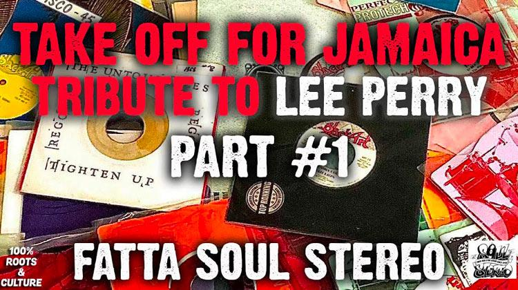 Tribute To Lee Perry #1 by Fatta