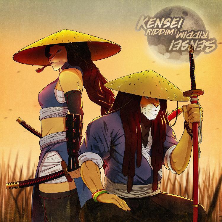 Kensei / Sensei Riddim : cds à gagner