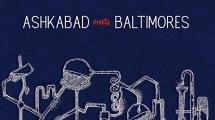 Ashkabad et Baltimores pour 4 nuances de dub