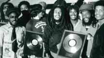 Redemption Song de Bob Marley certifiée disque d'or