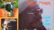 Pablo Moses : tous ses albums dispo en digital