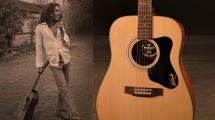 Guild sort une guitare acoustique inspirée par celle de Bob Marley