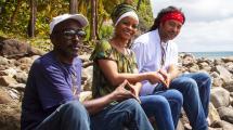 Un hymne à la planète par Sista Jahan, MC Janik et Straïka D