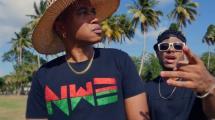 Paille ft. Def J en duo sur 'Martiniquais'