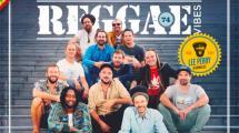 Reggae Vibes Magazine #74 en kiosques