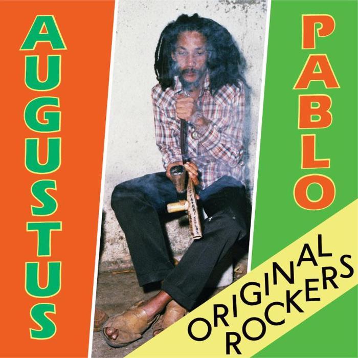 'Original Rockers' d'Augustus Pablo réédité