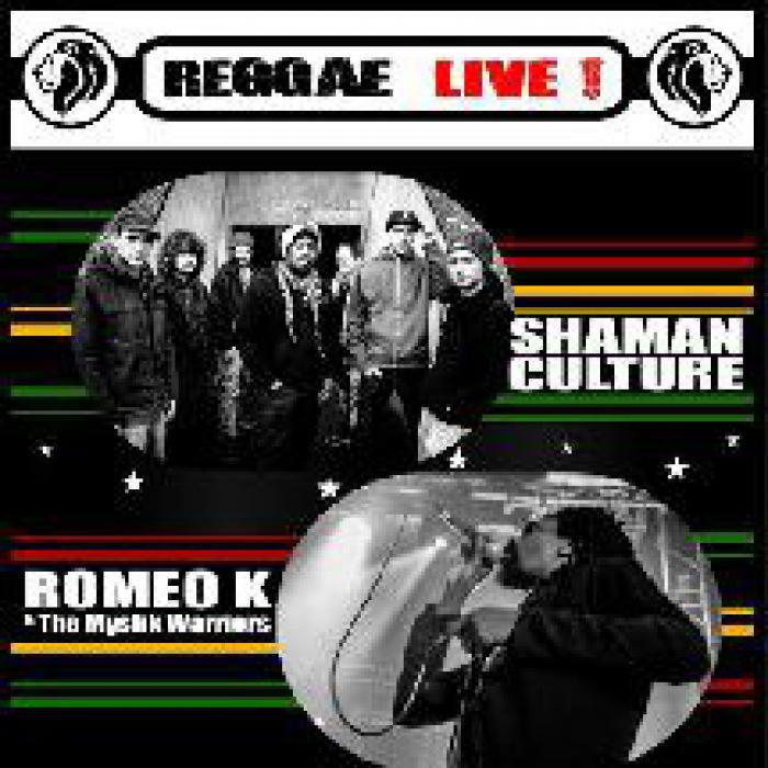 Shaman Culture & Romeo K à Paris vendredi