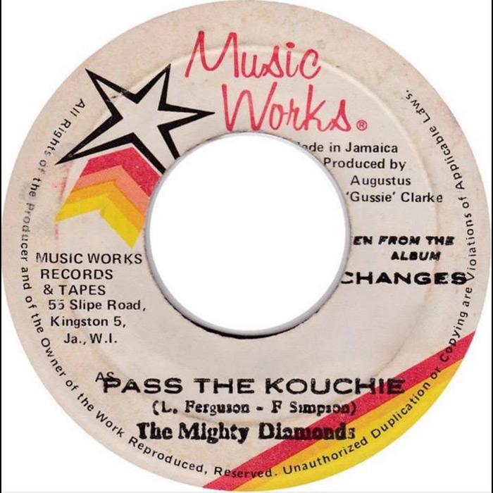 Morceau du jour : Pass The Kouchie