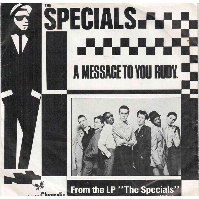Morceau du jour : A Message To You Rudy