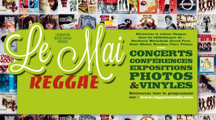 Le mai reggae à Bordeaux
