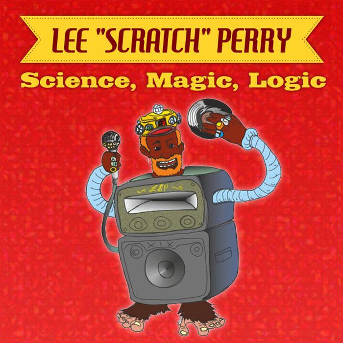 Lee Perry : 'Science, Magic, Logic' le clip