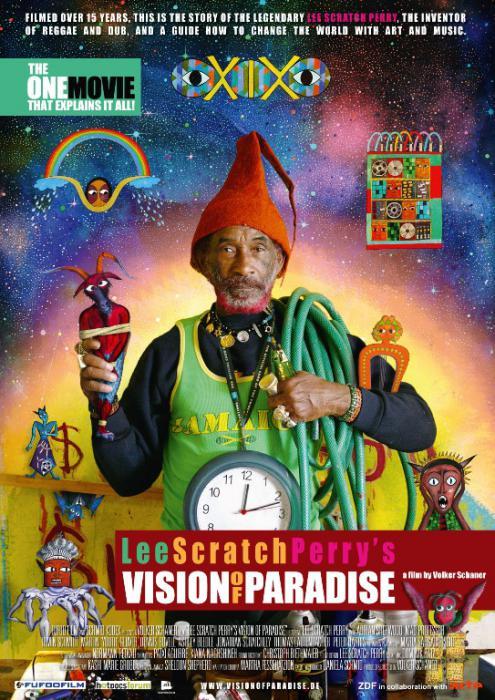 'Vision of Paradise' : un documentaire sur Lee Perry