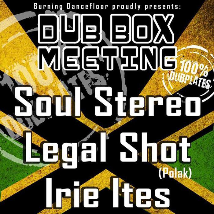 Irie Ites, Legal Shot & Soul Stereo à Rennes