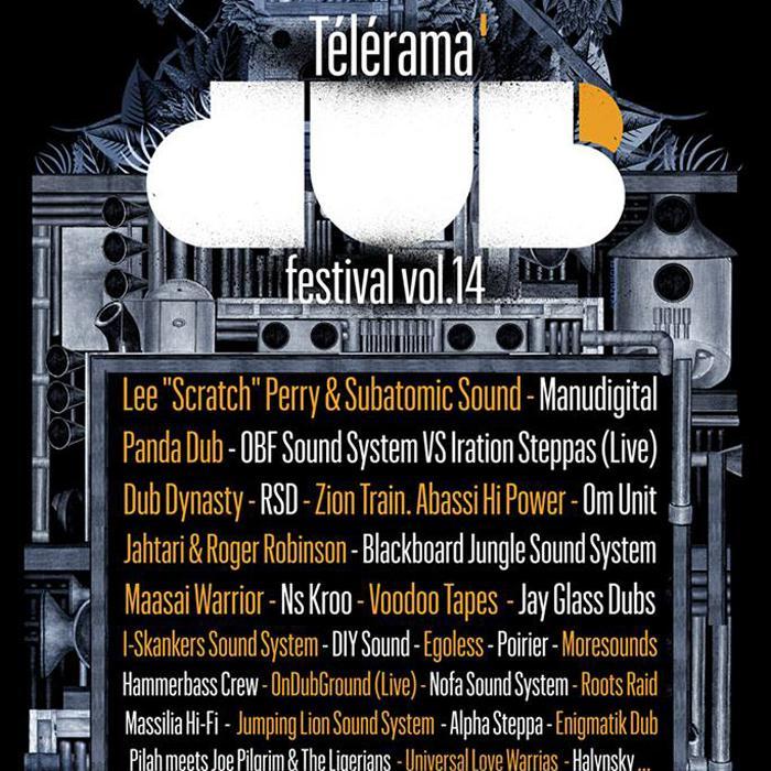 Telerama Dub Festival en octobre/novembre