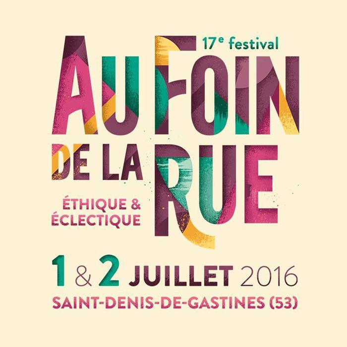 Festival Au Foin de la Rue en Mayenne