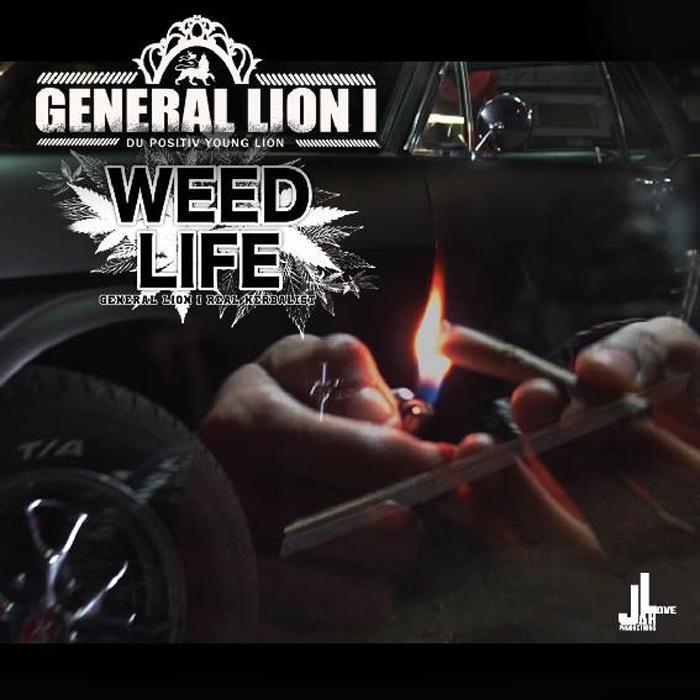 Général Lion I : 'Weed Life' le clip