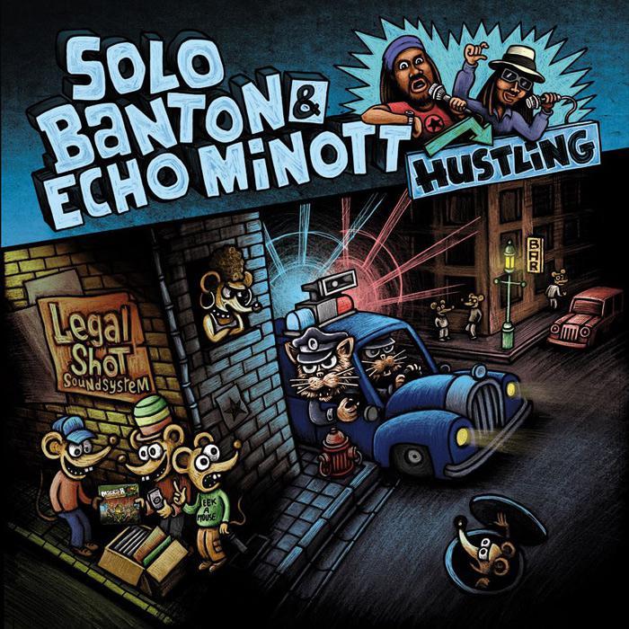 Echo Minott & Solo Banton : production Legal Shot